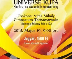 I. Universe kupa
