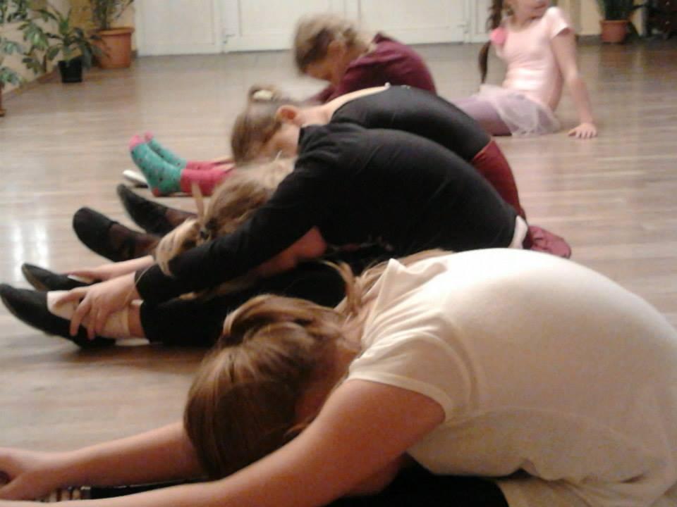 A stretching órák fontossága!