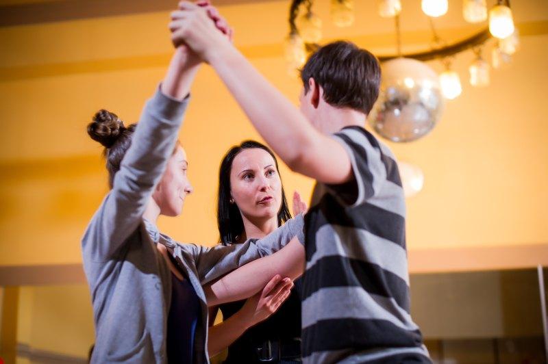 Junior táncoktatás