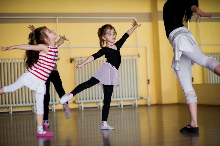 Óvodás táncoktatás